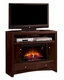 "Classic Flame 48"" Fireplace TV Console Delray TS-26DE9401-W509"