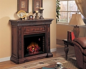 "Classic Flame 50"" Electric Fireplace San Marco TS-28WM671-W501"