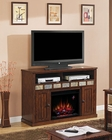 "Classic Flame 52"" Fireplace TV Console Sedona TS-23MM0925"