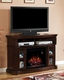 """Classic Flame 54"""" Fireplace TV Console Aberdeen TS-23MM1297-C259"""