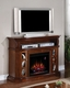 """Classic Flame 54"""" Fireplace TV Console Bellemeade TS-23MM774"""