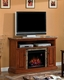 """Classic Flame 56"""" Fireplace TV Console Brighton TS-23MM1424"""