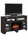 "Classic Flame 59"" Fireplace TV Console La Salle TS-26MM4995-PE91"