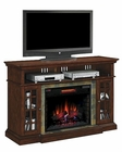 "Classic Flame 60"" Fireplace TV Console Lakeland TS-28MM6307-C270"