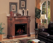 "Classic Flame 62"" Electric Fireplace Florence TS-33WM0615-C203"