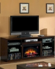"Classic Flame 70"" Fireplace TV Console Alexander TS-26MM1404-C245"