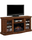 "Classic Flame 72"" Fireplace TV Console Beauregard TS-25MM5045-C326"