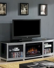 "Classic Flame 72"" Fireplace TV Console Gotham TS-26MM9313-D974"