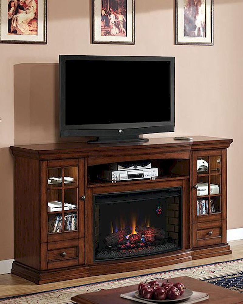 "Classic Flame 72"" Fireplace TV Console Seagate TS-32MM4486-P239 - Classic Flame 72"" Fireplace TV Console Seagate TS-32MM4486-P239. The Seagate TV ..."