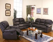 Classic Recliner Sofa Set MO-MED