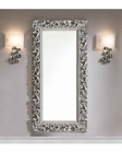 Classic Style 75in Mirror in Silver 33C34