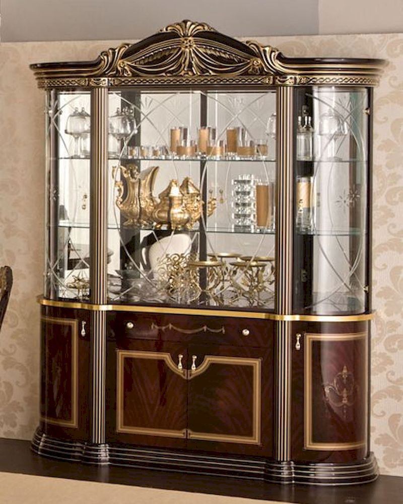 Classic Style China Cabinet Made In Italy 33d499 Bc
