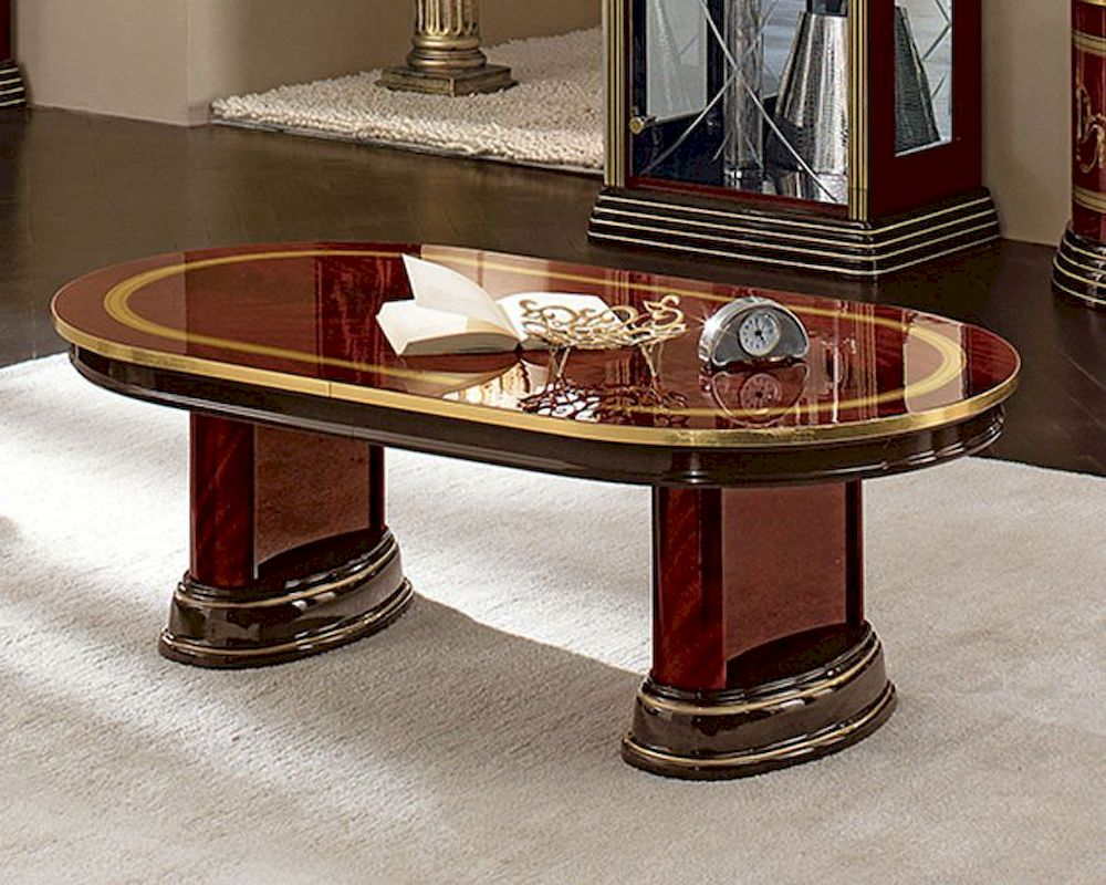 Classic Style Coffee Table Made In Italy 33d497 Ct