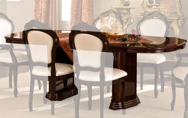 Classic Style Dining Table Made In Italy 33D492