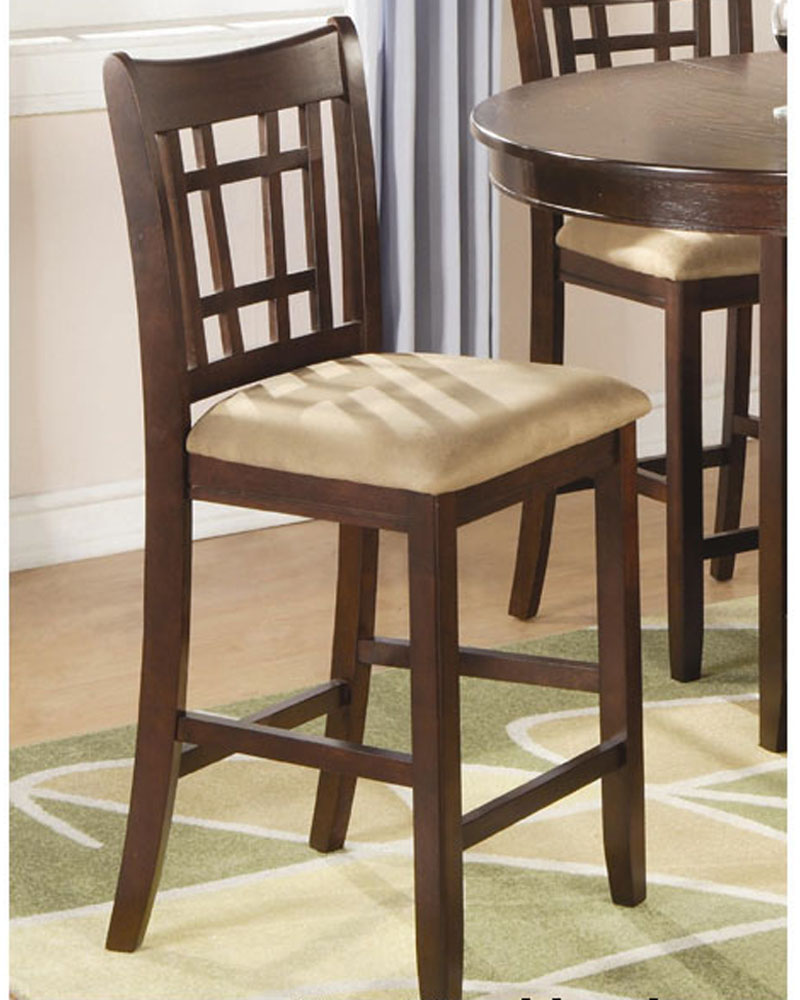Coaster 24in Bar Stool Lavon Co 100889 Set Of 2