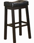"Coaster 29"" Upholstered Seat Bar Stool Sofie CO-120520 (Set of 2)"