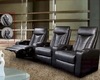Coaster - 3PC Home Theater Seating Set CO-60013s