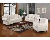 Coaster Antique Inspired Sofa Set Norah CO-502511Set