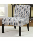Coaster Armless Accent Chair w/ Contemporary Style CO-902059