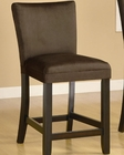 Coaster Bar Stool Bloomfield in Chocolate CO-100589CHO (Set of 2)