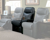 Coaster -  Black Extension Seat CO-7537EX