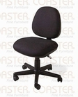 Coaster Black Secretary Chair CO-4200
