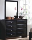 Coaster Briana Dresser & Mirror CO2007034