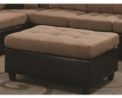 Coaster Casual and Contemporary Ottoman Mallory CO-5056-OT