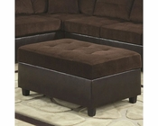 Coaster Casual Storage Cocktail Ottoman Henri CO-5030-OT