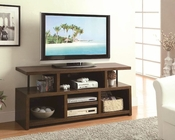 Coaster Casual TV Console w/ Open Storage CO-701374