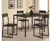 Coaster Chic Dining Set Dinettes CO-120569Set
