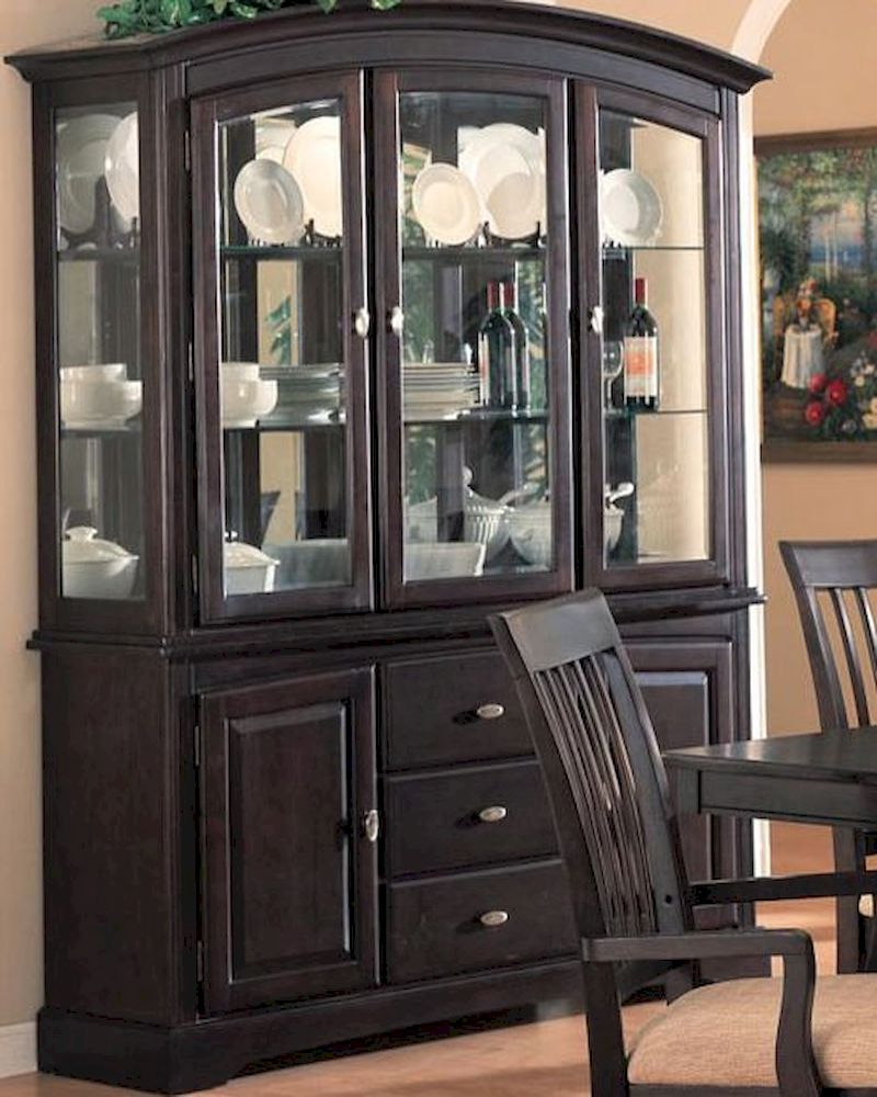 Coaster China Cabinet Monaco Co 100184