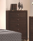 Coaster Conner 5 Drawer Chest CO200425