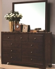 Coaster Conner Dresser & Mirror CO2004234