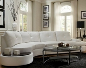 Coaster Contemporary Sectional Conversation Sofa Talia CO-503431
