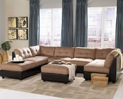 Coaster Contemporary Sectional Sofa Claude CO-551001