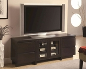 Coaster Contemporary TV Console w/ 4 Drawers CO-700695