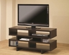Coaster Contemporary TV Console w/ Open Storage CO-700720-1