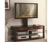 Coaster Contemporary TV Console w/ TV Mount CO-700772
