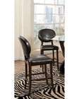 Coaster Counter Height Chair Daphne CO-104169 (Set of 2)
