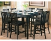 Coaster Counter Height Dining Set Pines CO-101038Set