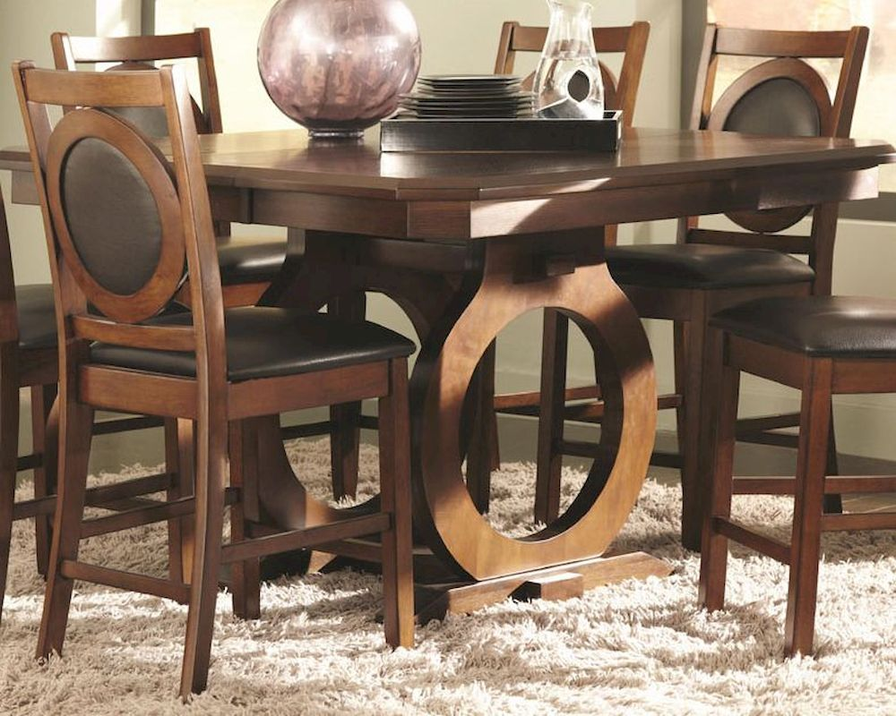 Coaster Counter Height Dining Table St John Co 104428