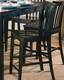 Coaster Counter Height Slat Back Chair Pines CO-101039 (Set of 2)