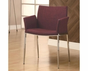 Coaster Dining 120 Cranberry Dining Chair CO-120723 (Set of 2)