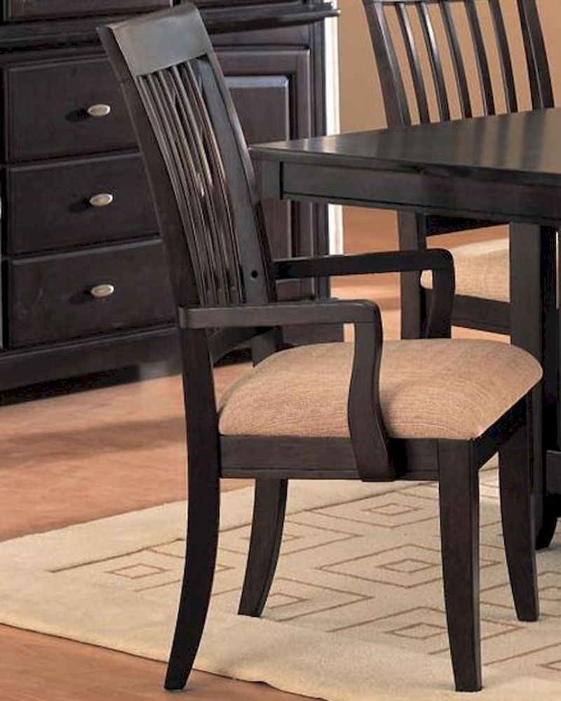 Coaster Dining Arm Chair Monaco Co 100183 Set Of 2