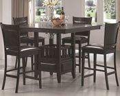 Coaster Dining Counter Height Set Jaden CO-100958Set