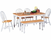 Coaster Dining Set Damen CO-4160Set