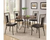 Coaster Dining Set Dinettes CO-120572Set
