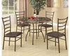 Coaster Dining Set Dinettes CO-150112Set
