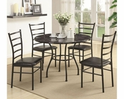 Coaster Dining Set Dinettes CO-150113Set